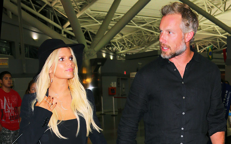 jessica simpson eric johnson breakup trouble fighting public