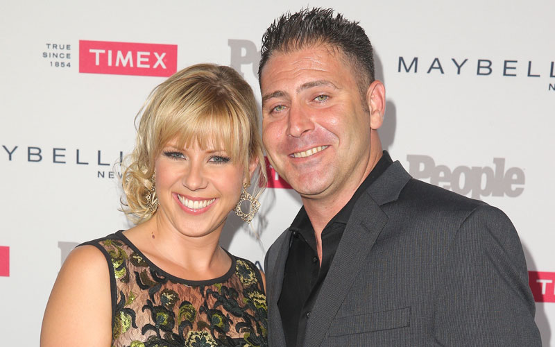jodie sweetin engaged fuller house justin hodak