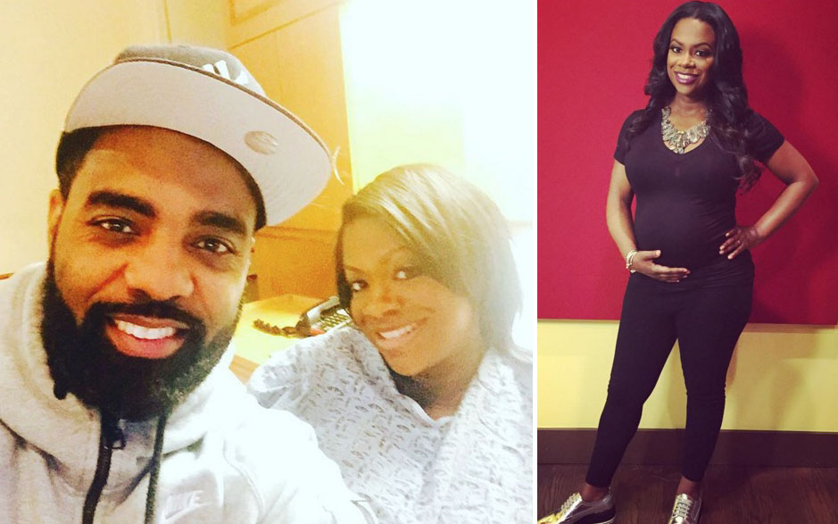 Kandi Burruss Baby    Her New Son With Todd Tucker!