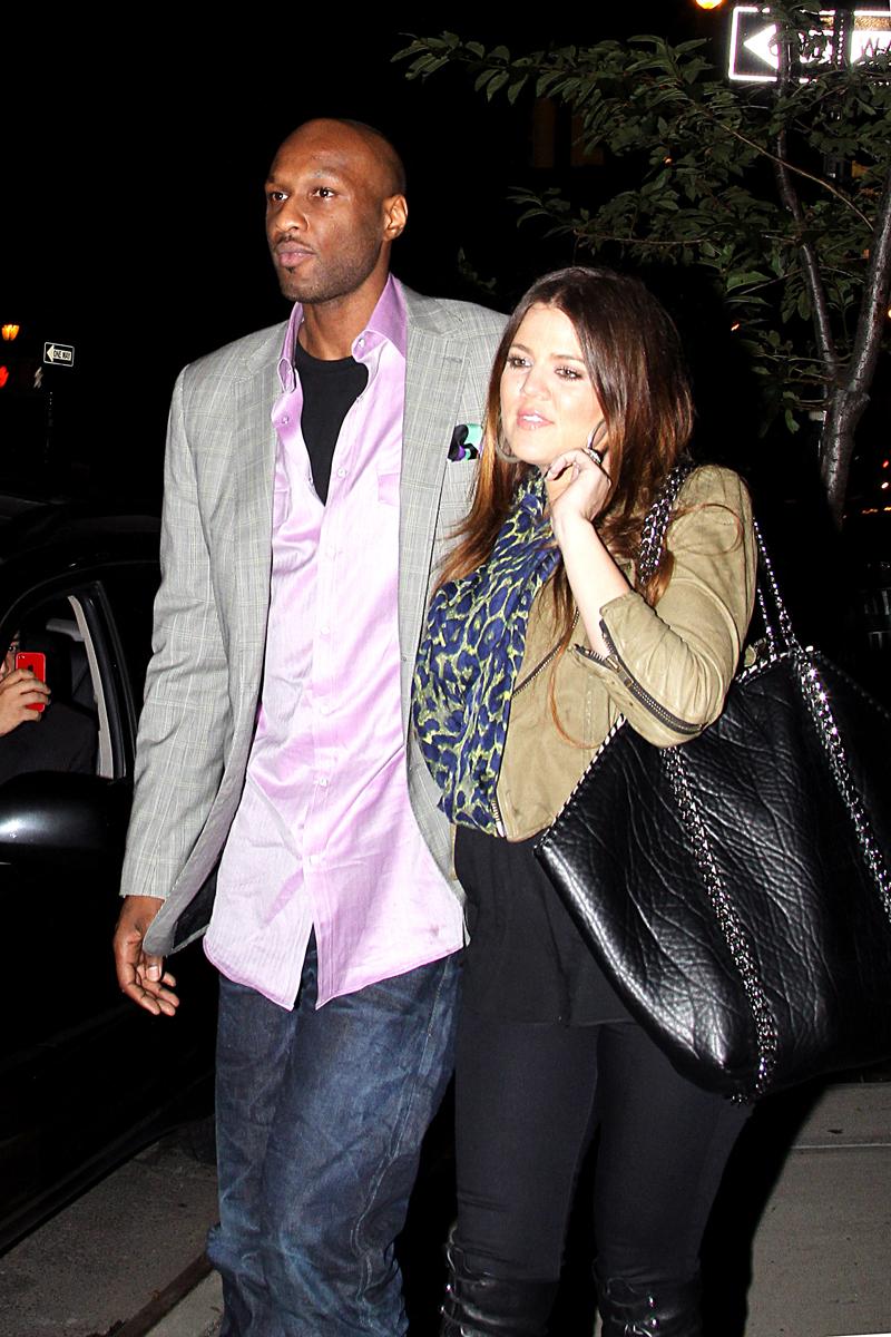 Khloe Kardashian Says She & Lamar Odom Had Adoption Plans ...