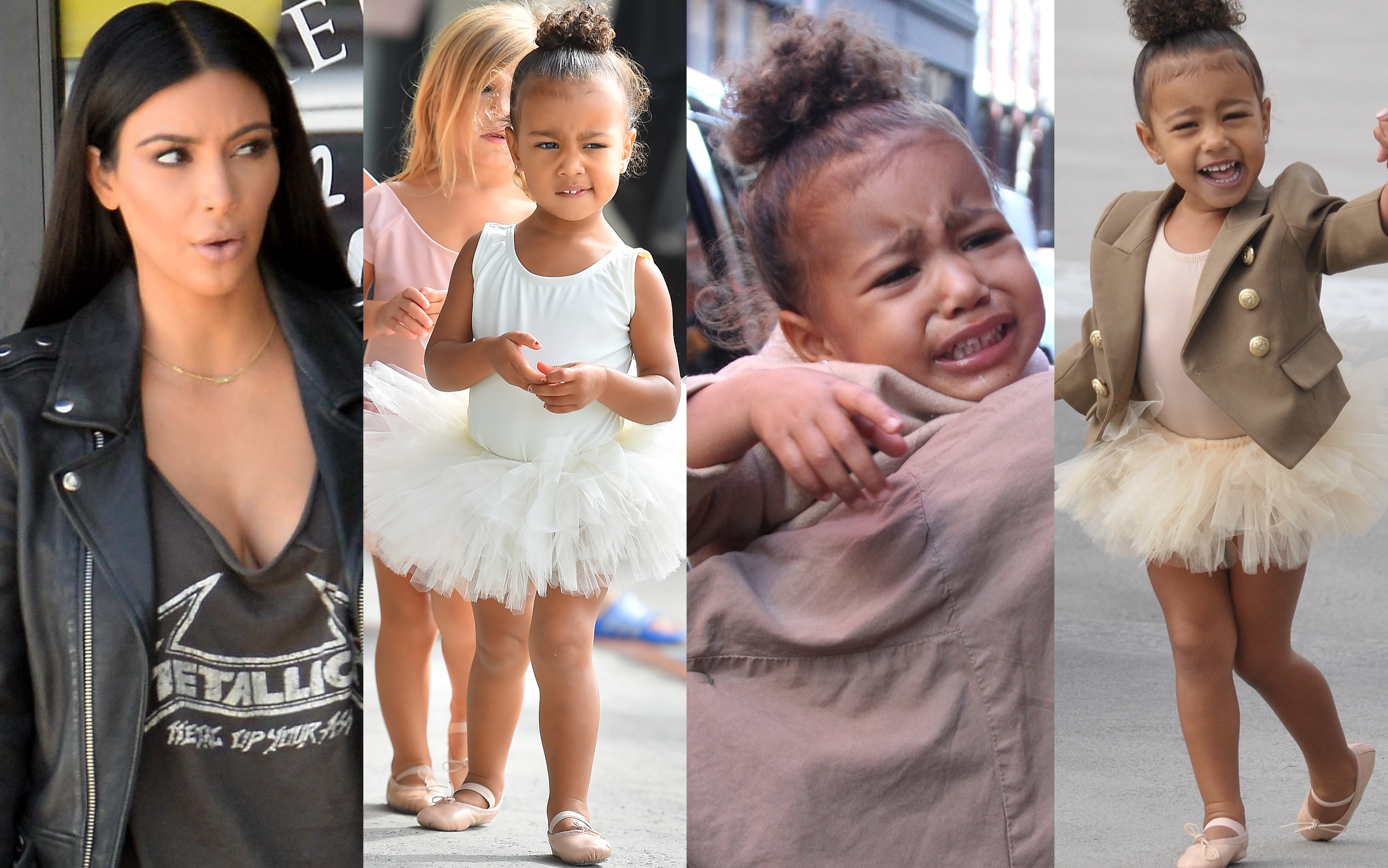 Kim Kardashian Hiring A Therapist For North West