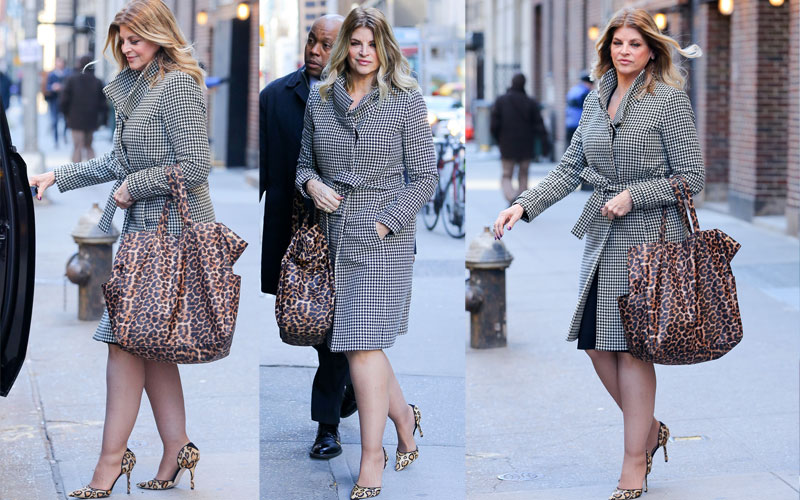 Kirstie Alley's Skinny Weight Loss Photos