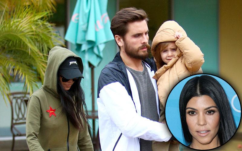 kourtney kardashian scott disick relationship co parenting plan