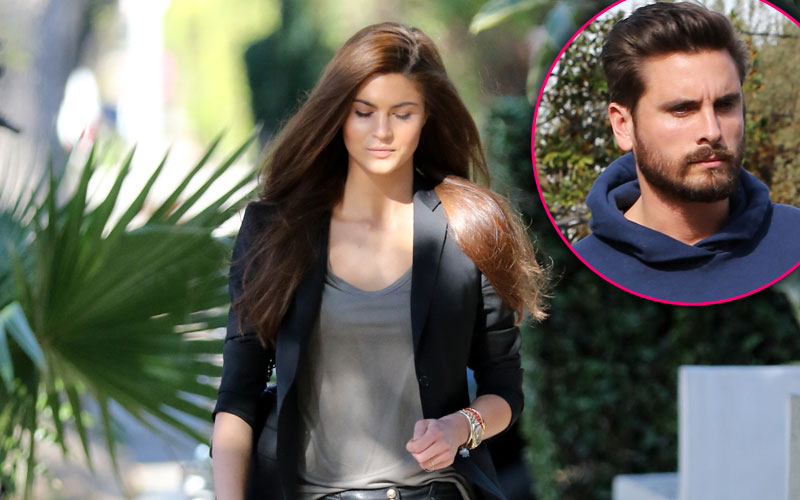 kourtney kardashian scott disick relationship dumped new girlfriend