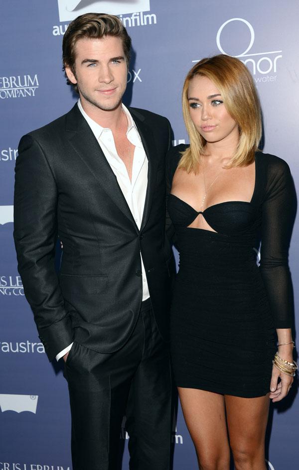 Miley Cyrus And Liam Hemsworth Pregnant Shotgun Wedding...