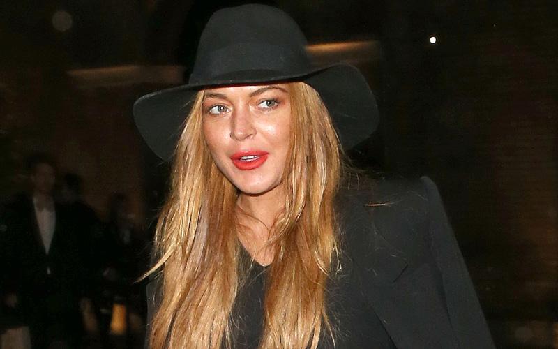 Lindsay Lohan's Racist Rant