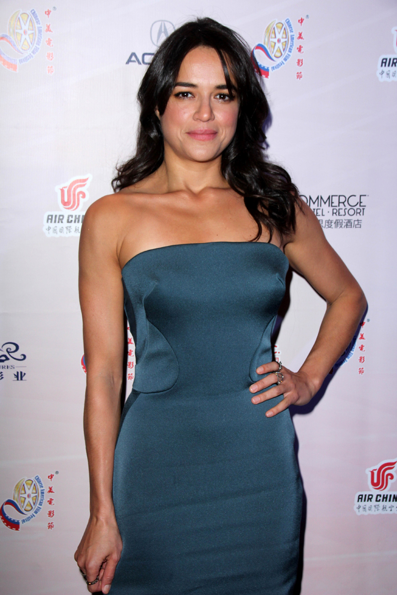 Hairy Pits Find Out Why Michelle Rodriguez Lets It All