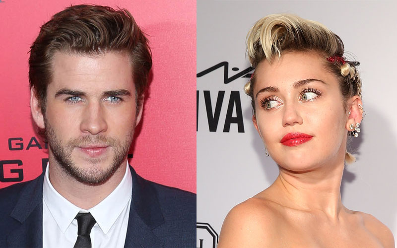 are liam hemsworth and miley cyrus dating