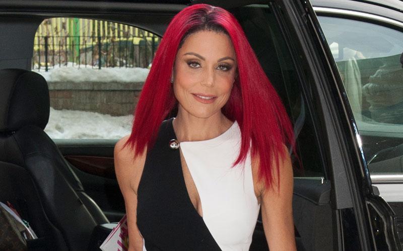 Bethenny Frankel Red Hair Dye Kylie Jenner