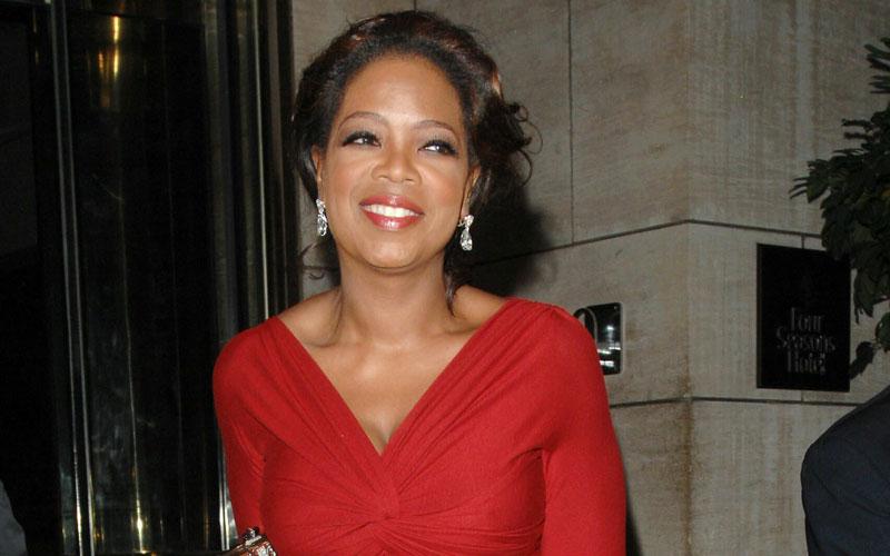 Oprah Winfreys Weight Loss Journey Through The Years Star Magazine