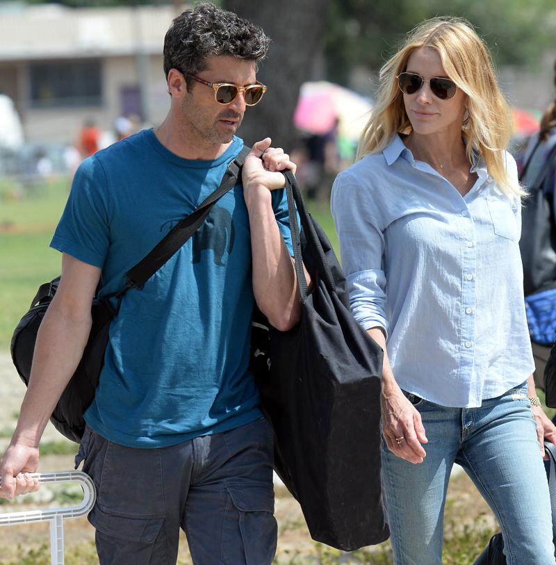Unreasonable Demands? Patrick Dempsey's Asks Estranged ...