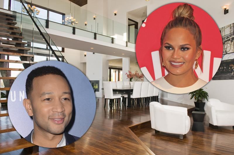 Photos: Chrissy Teigen & John Legend's New Home