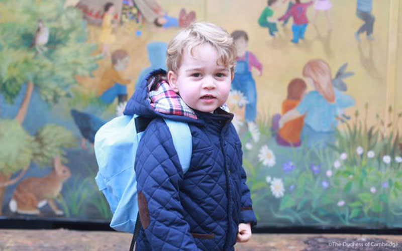 Prince George Preschool Photos