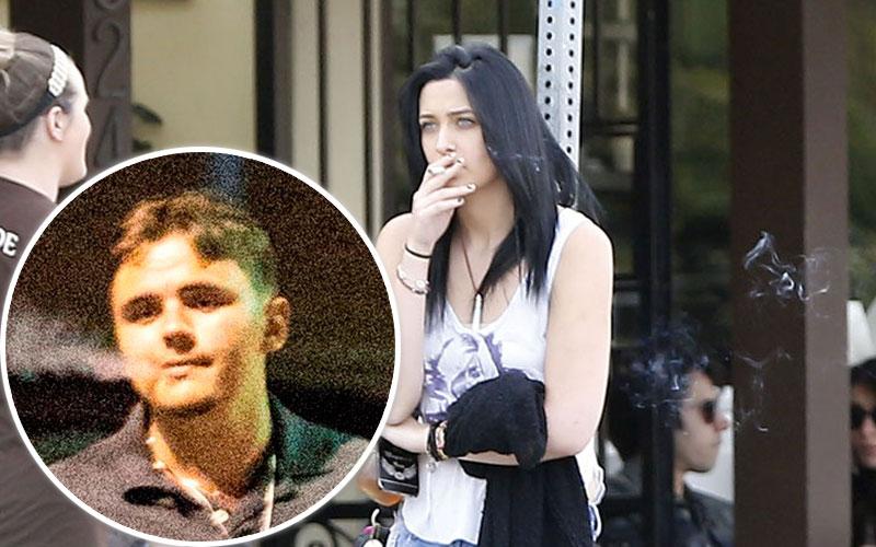 prince paris jackson caught smoking devastating breakup