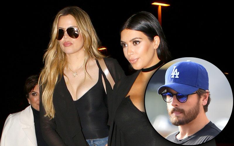 scott disick kourtney kardashian relationship new girlfriend kim khloe heartbreak