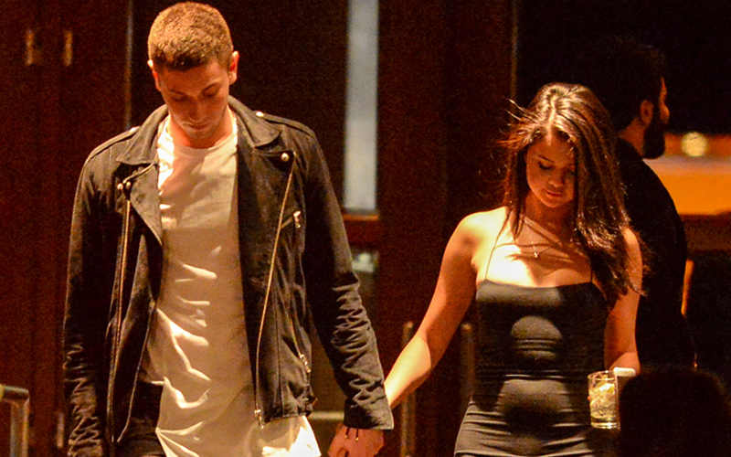 Selena Gomez Photos    Holding Hands With Samuel Krost