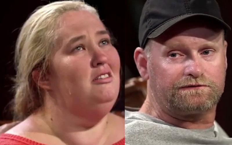 Sugar Bear Admits To Cheating On Mama June