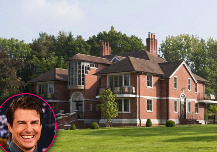 tom cruise sells million dollar mansion photos