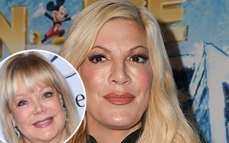 tori spelling blasts candy spelling lena dunham interview