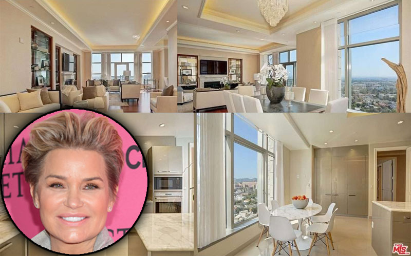 yolanda foster divorce new luxury apartment real estate