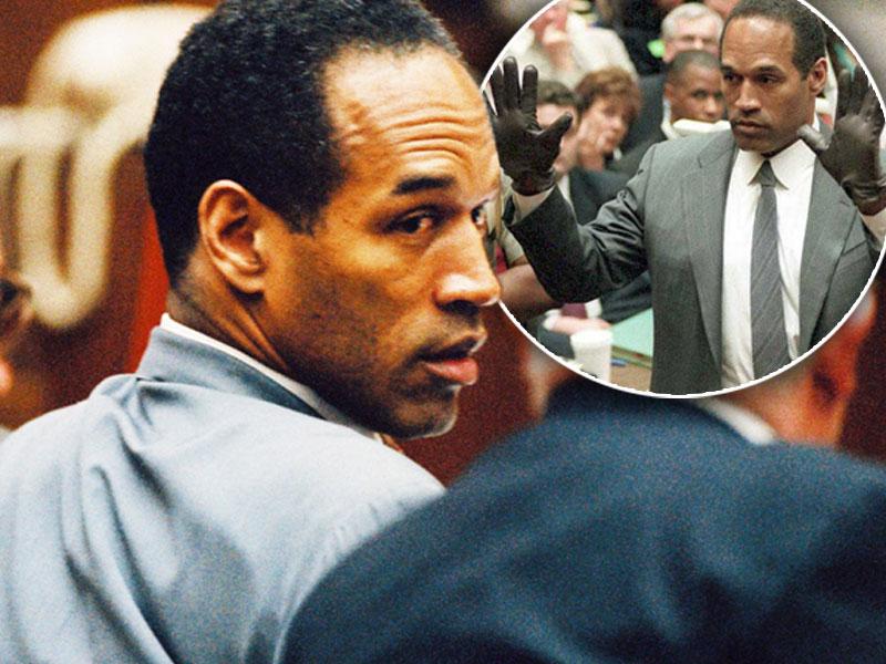 OJ Simpson Trial Murder Nicole Brown Evidence