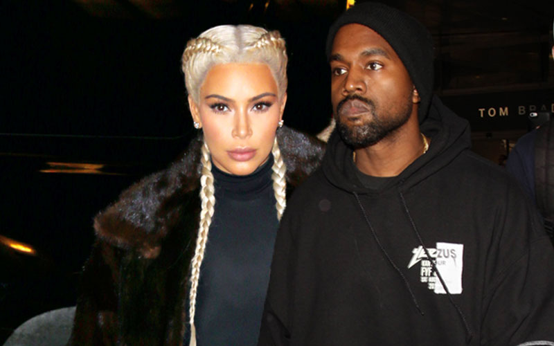 kim kardashian kanye west divorce marriage trouble