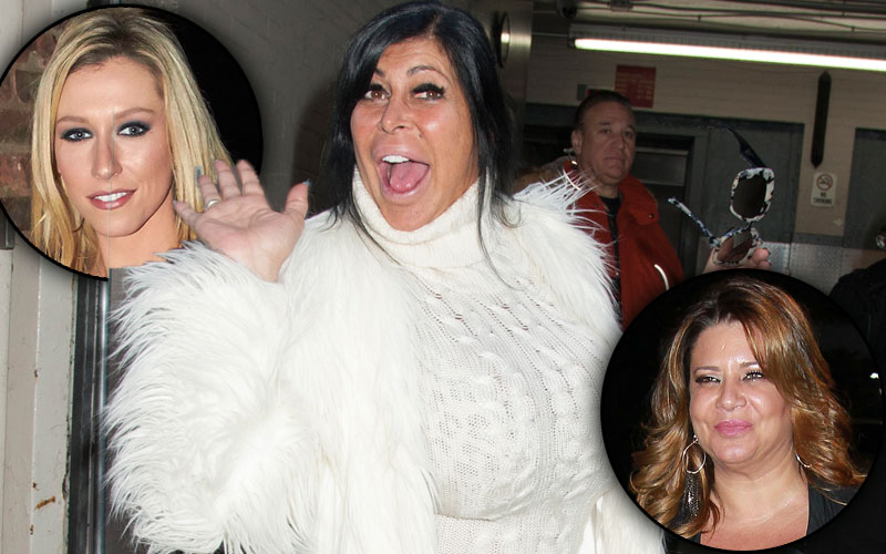 big ang dead funeral mob wives brittany fogarty karen gravano banned