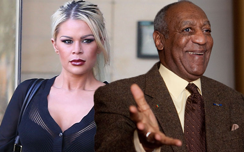 bill cosby arrested rape charges chloe goins drops lawsuit