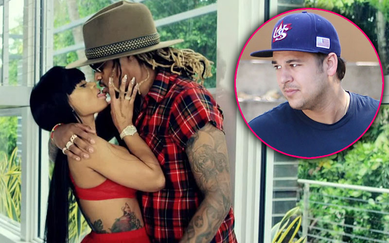 Blac chyna dating rob kardashian removes tattoo future name pp