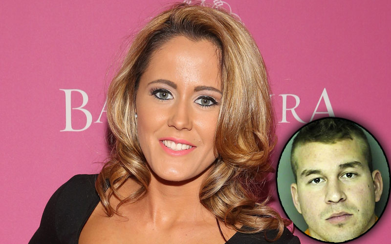 jenelle evans nathan griffith arrested larceny