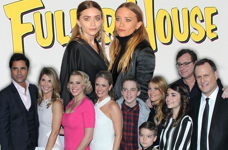 John Stamos Desperate To Get Olsen Twins On 'Fuller House ...