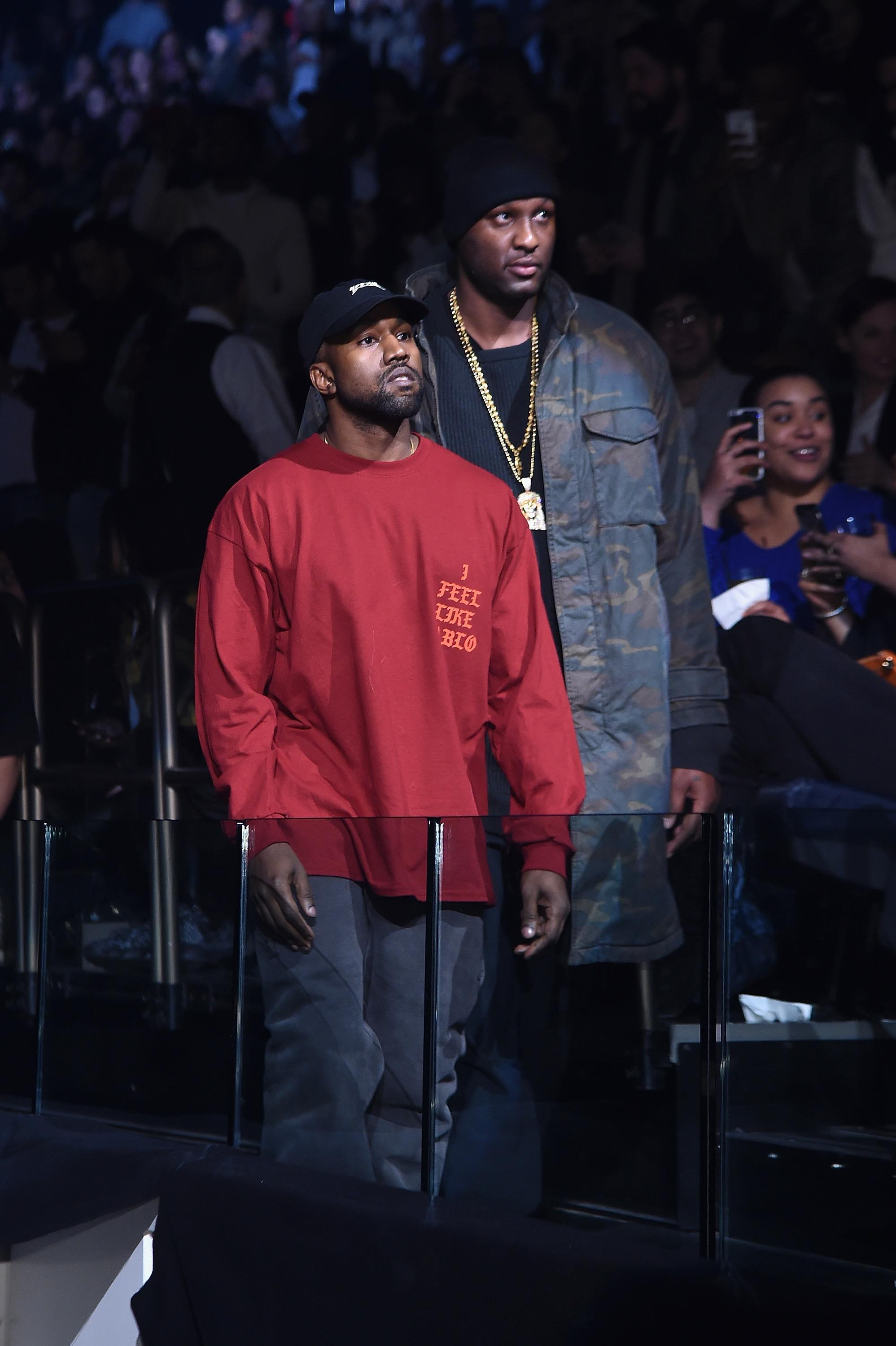 Was Kanye S Fashion Show A Disaster February