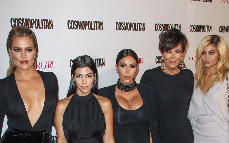 Kardashians banned from oscars party