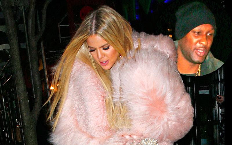 khloe kardashian lamar odom divorce yeezy season 3 james harden break up