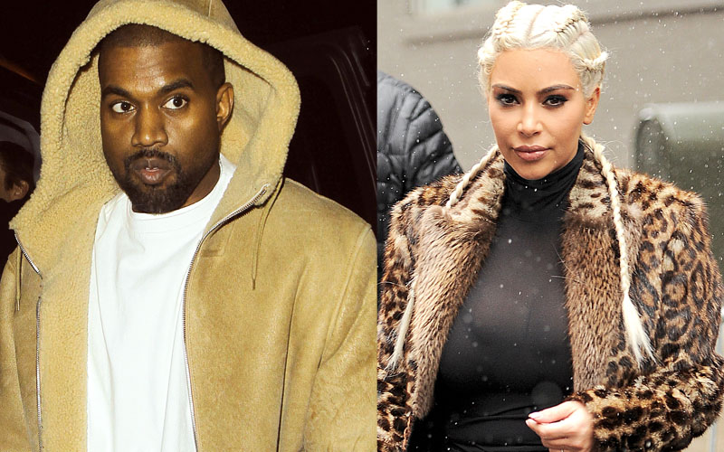 Kim kardashian divorce kanye west latest signs pp