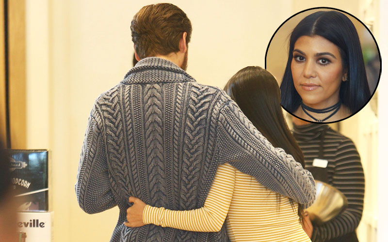 kourtney kardashian scott disick dating back together pda pics