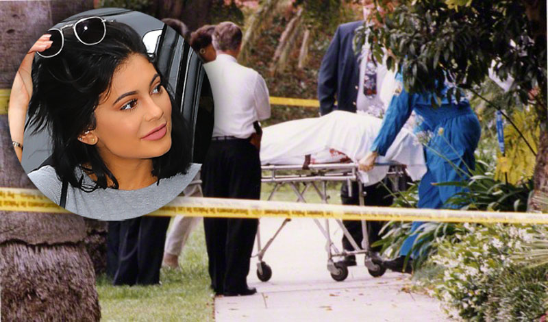 Kylie Jenner Visits Nicole Brown Simpson Murder Location Amid OJ Simpson Release