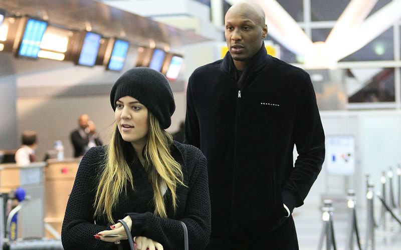Lamar Odom's Relationship With Khloe Kardashian    His Best Friend Fears For His Well Being