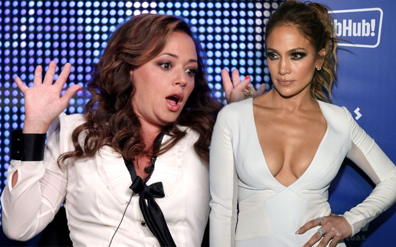 Leah remini leaks video jennifer lopez labor 02