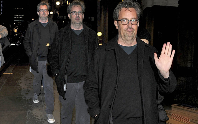 matthew perry addiction worn out unrecognizable photos