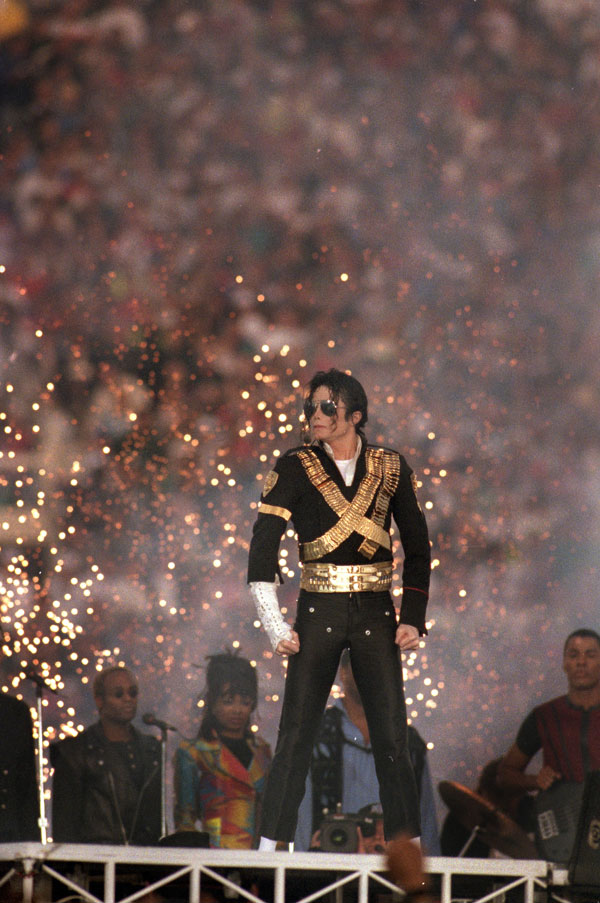 Tribute to Michael Jackson, King of Pop and Style Icon