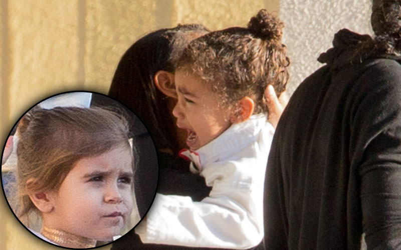 penelope disick north west karate kardashian feud blac chyna