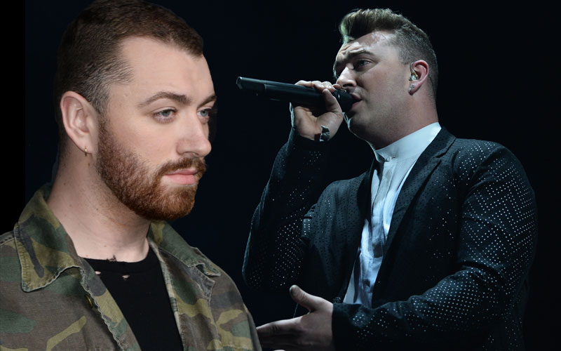 sam smith weight loss struggle sick diet pics