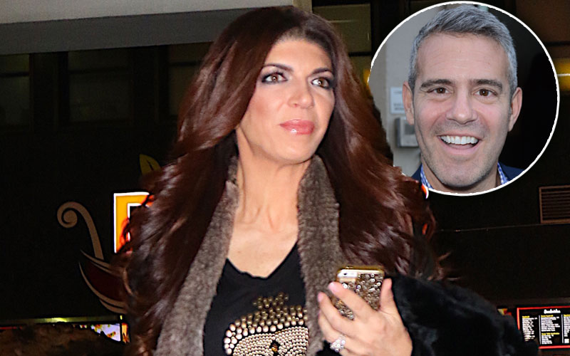 teresa giudice house arrest interview wwhl andy cohen
