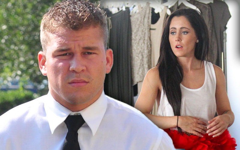 jenelle evans nathan griffith custody battle steroid