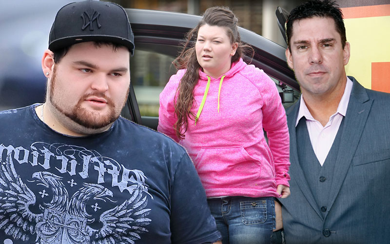 amber wood matt baier kid scandal teen mom go reunion recap gary shirley trash