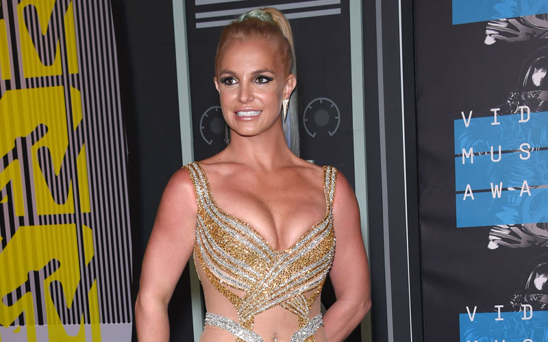 Naked Britney Spears 33