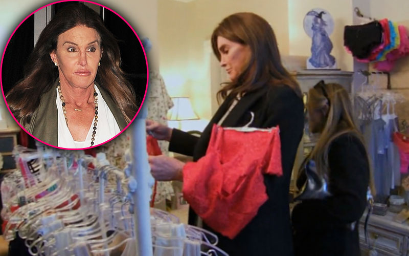 caitlyn jenner dating lingerie shopping i am cait
