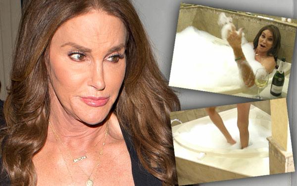 Caitlyn Jenner Naked Nude Bathtub Video I Am Cait Pics 6