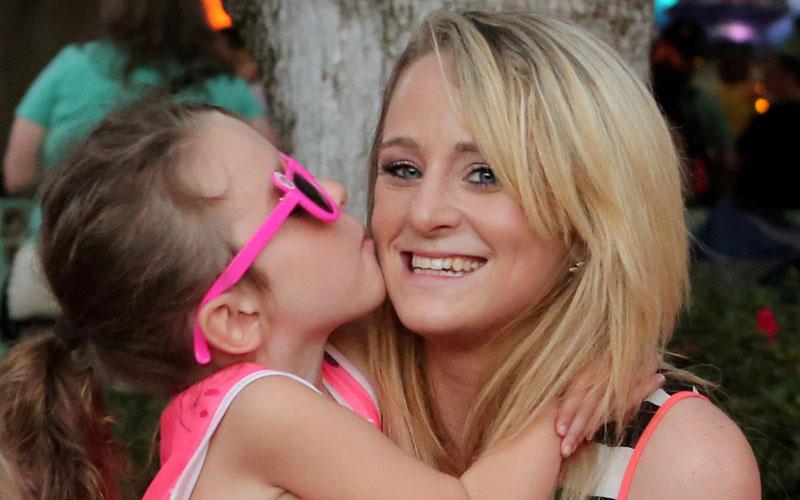 corey simms ali simms leah messer teen mom daughter muscular dystrophy wheel chair walking
